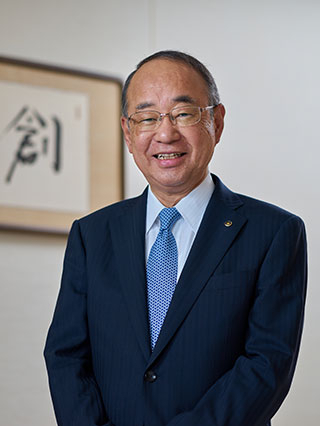Soka University Educational Corporation Chairman of the Board of Trustees Yasunori Tashiro